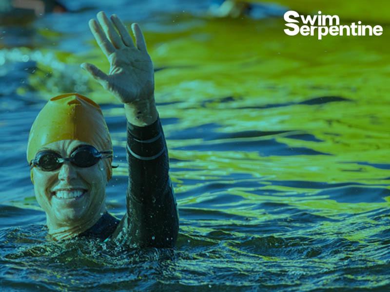 Swim serpentine announcement small