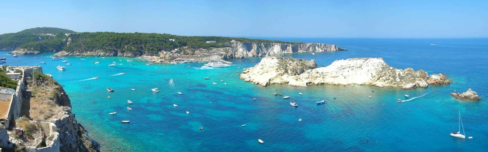 Swimming Holidays Tremiti Islands Italy SwimTrek