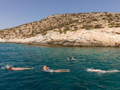 Swimtrek greek cyclades 098