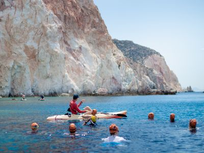 Swimming Holidays Europe, Open Water Swimming Europe | SwimTrek