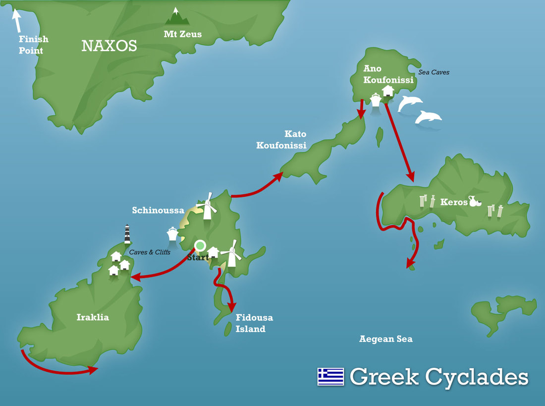 Greek cyclades