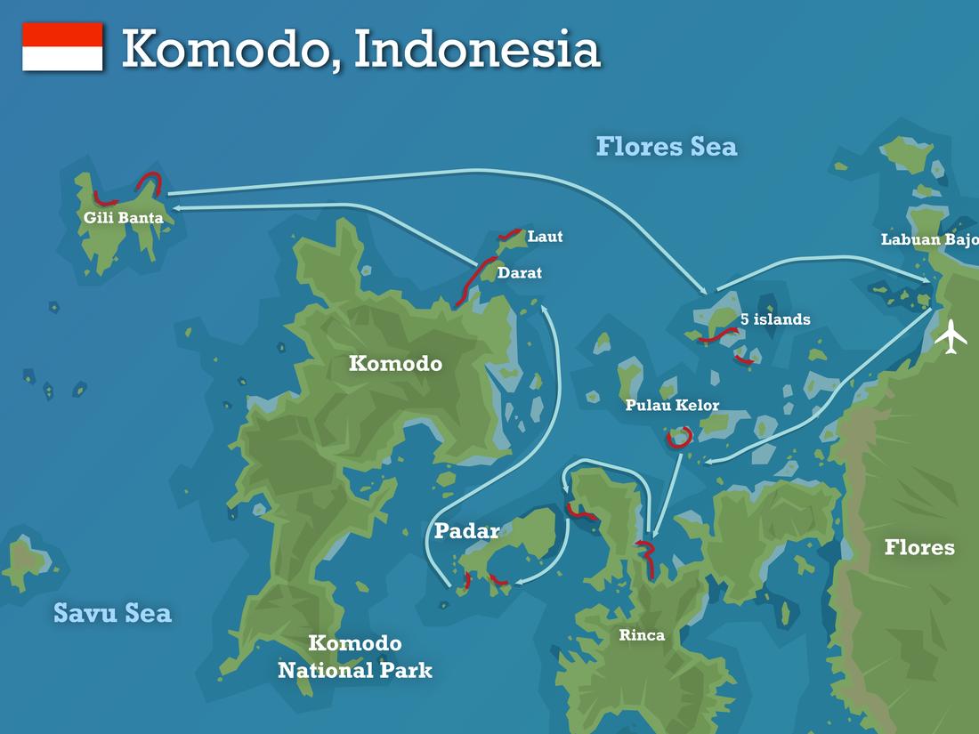 Komodo 2019
