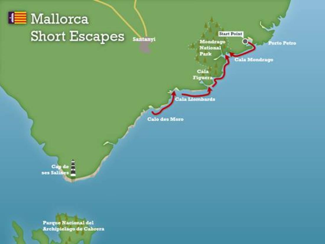 Mallorca short escapes