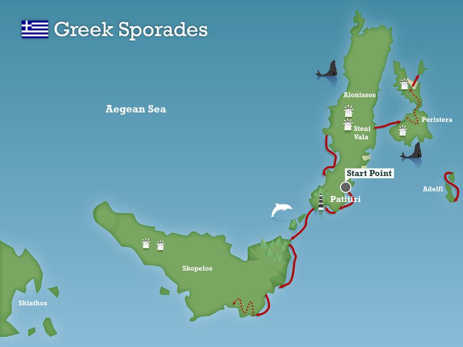 Greek sporades