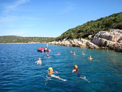 Dalmation coat  croatia short swims