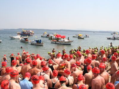 Hellespont and dardanelles swim  search image