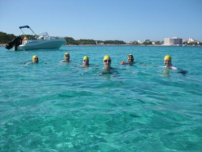 Introduction to open water   mallorca  search image