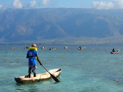 Haiti swim small
