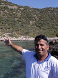 Mustafa 20pilot portrait